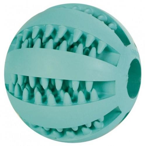 """Игрушка """"TRIXIE"""" для собаки """"DENTAfun"""" мяч бейсбольный, со вкусом мяты, каучук, диам 5см"""