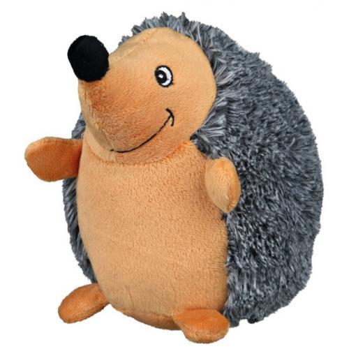 "Игрушка из плюша ""TRIXIE"" для собаки ""Ёж"", без звука, 17 см"