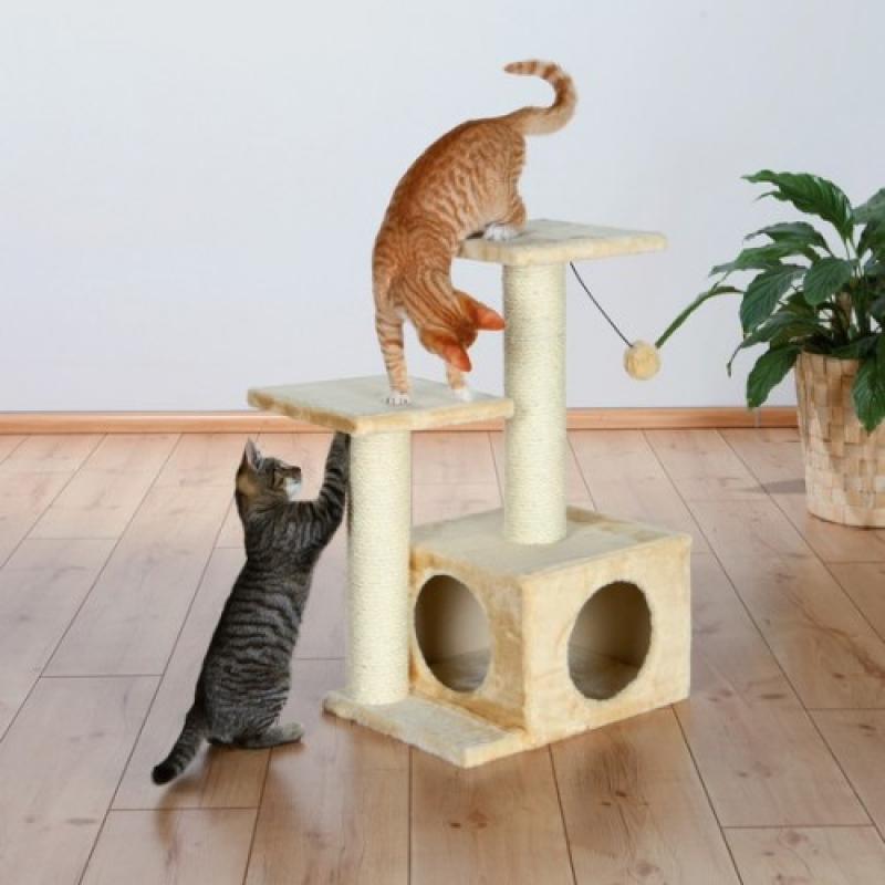 Как своими руками сделать когтеточку с домиком для кошки своими руками 100