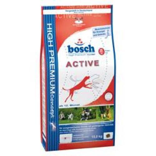 Bosch Active(Бош Актив), для взрослых собак с высоким уровнем активности - 15 кг.