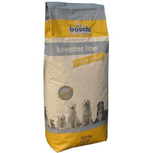 Bosch Breeder Lamb & Rice(Бош Бридер Ягненок с Рисом), для взрослых собак