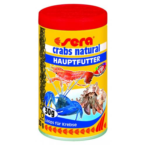 SERA crabs natural, 100ml, 30g