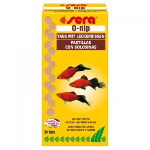 SERA 0-nip FD-mix,24 tab. 66 g