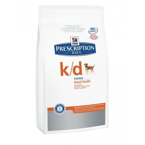 Hills Prescription Diet™ k/d™ Canine, для собак с заболеваниями почек