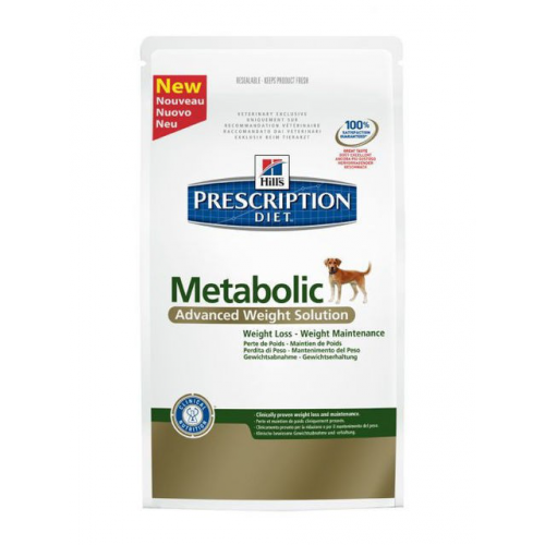 Hills Prescription Diet™ Canine Metabolic™ , контроль веса - 1,5 кг.