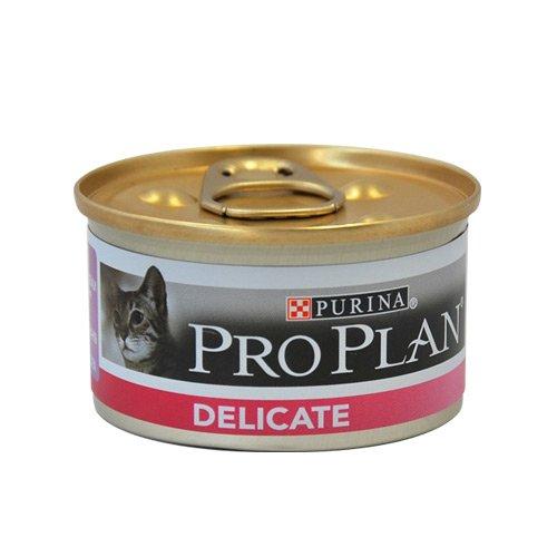 Purina Pro Plan корм для кошек с чувств. пищевар. (Индейка)