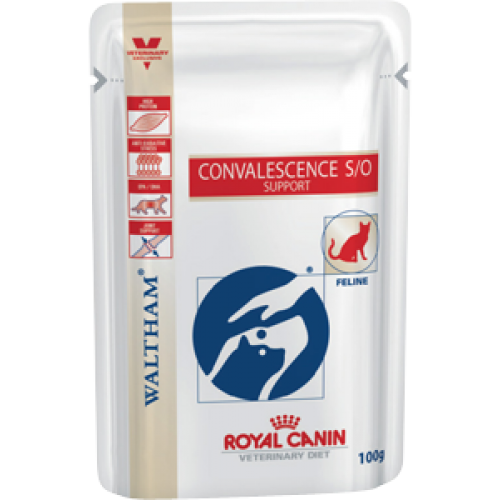 Royal Canin Convalescence Support S/O, диета для восстановитиельный в период после болезни — 100 гр.