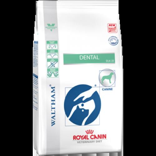 Royal Canin Dental DLK22, для поддержания здоровья зубов - 6 кг.