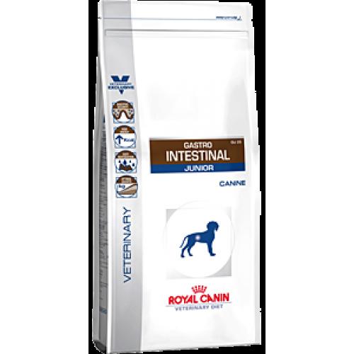 Royal Canin Gastro Intestinal Junior GIJ29, диета для щенков с проблемами пищеварения - 2,5 кг.