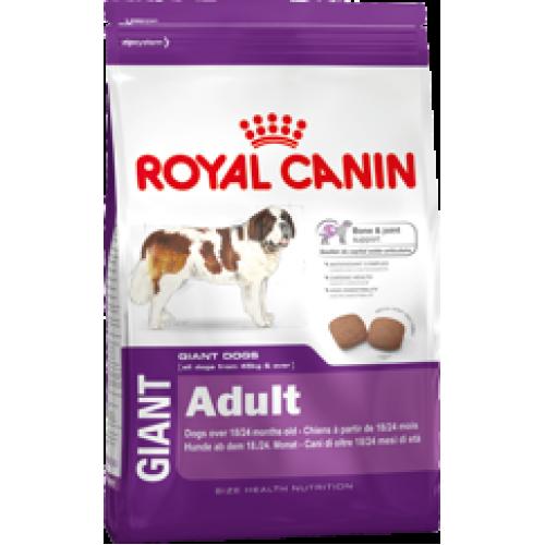 Royal Canin Giant Adult, питание для взрослых собак с 18/24 мес. - 15 кг.