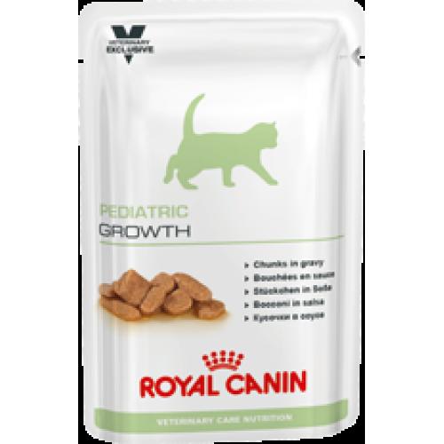 Royal Canin Pediatric Growth, для котят до 12 месяцев и беременныых кошек — 100 гр.