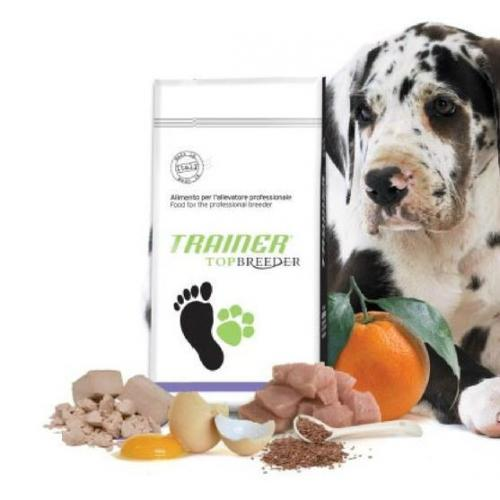 Trainer Top Breeder Special BABY STARTER (Курица,Индейка), для беременных и корящих собак, для щенков до 6 мес. - 18 кг.