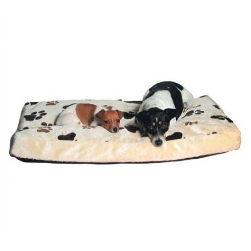 "Лежак для кошек ""TRIXIE"", ""Gino"" 70 х 45см, бежевый/коричневый"