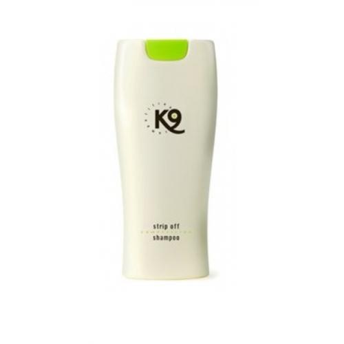 Шампунь K9 COMPETITION Strip Off Shampoo 300мл эффективный шампунь для кошек и собак